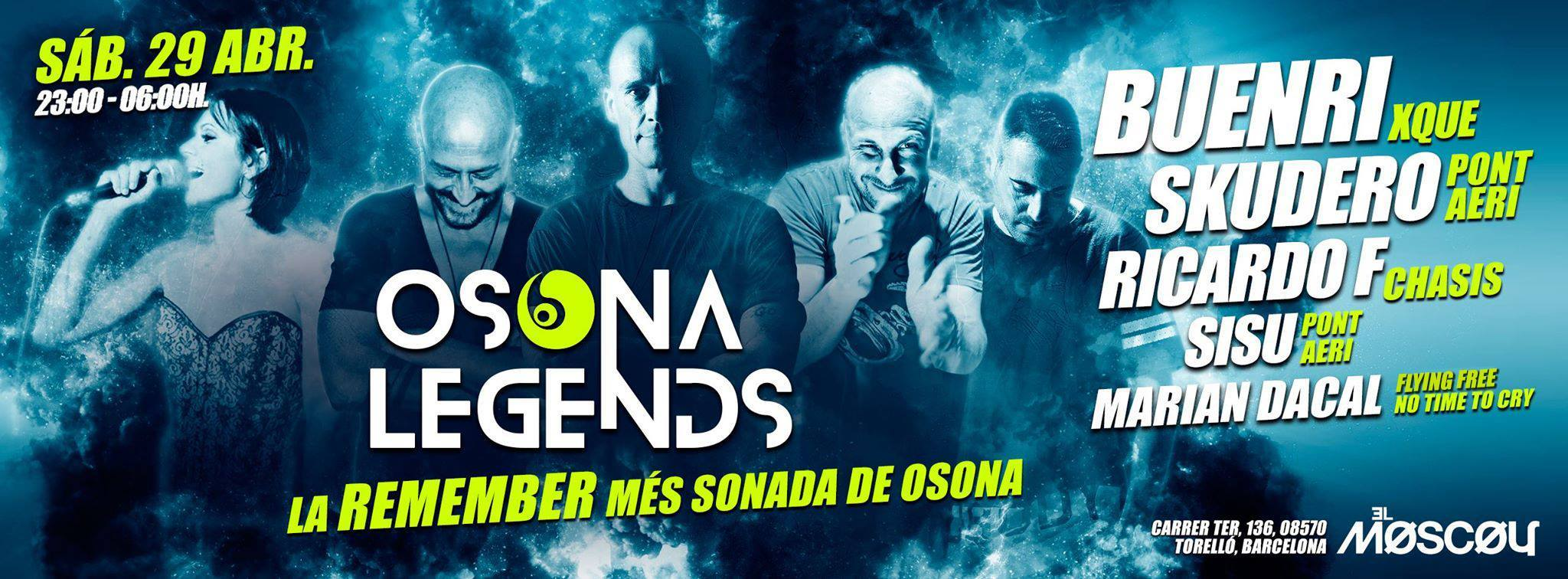 Osona Legends